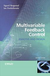 Multivariable Feedback Control: Analysis and Design 1501542