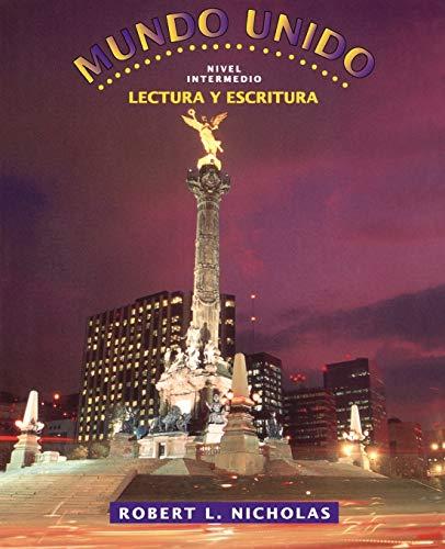Mundo Unido, Lectura y Escritura 9780471584841