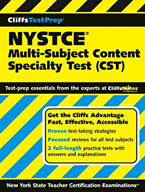 NYSTCE: Multi-Subject Content Specialty Test (CST) 9780471785927