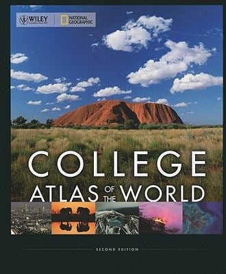 College Atlas of the World 9780470888872
