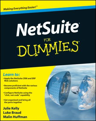 NetSuite for Dummies 9780470191071