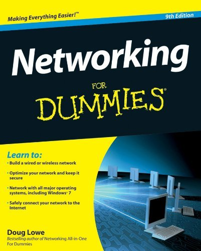 Networking for Dummies 9780470534052