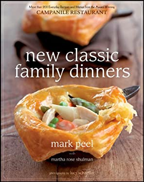 New Classic Family Dinners 9780470382479