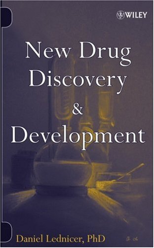 New Drug Discovery and Development 9780470007501
