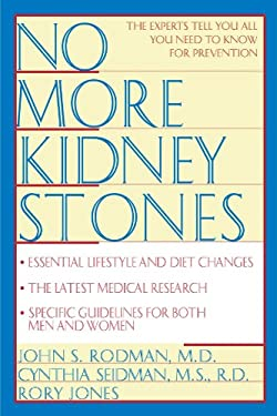 No More Kidney Stones 9780471125877