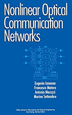 Nonlinear Optical Communication Networks 9780471152705
