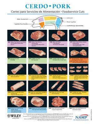 Cerdo/Pork: Cortes Para Servicios de Alimentacion/Foodservice Cuts 9780470500118