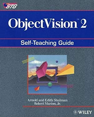 Objectvision 2: Self-Teaching Guide 9780471571377