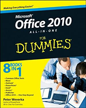 Office 2010 All-In-One for Dummies 9780470497487