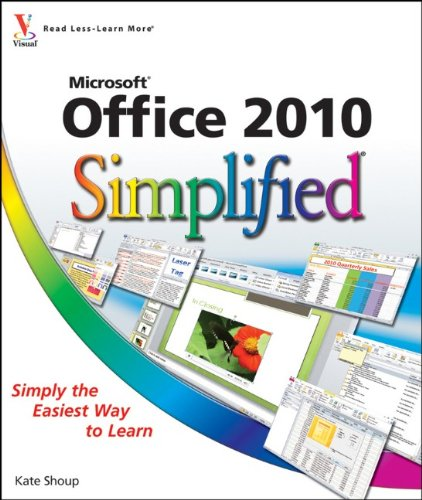 Office 2010 Simplified 9780470571941