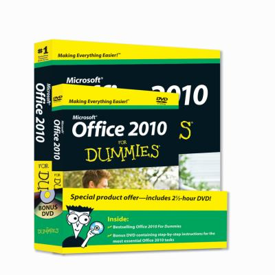 Microsoft Office 2010 for Dummies [With DVD] 9780470626986