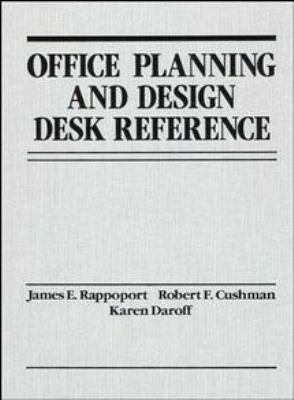 Office Planning and Design Desk Reference 9780471508205