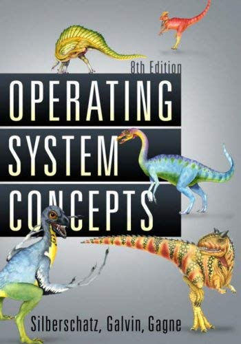 Operating System Concepts 9780470128725