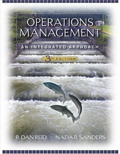 Operations Management: An Integrated Approach 9780471794486