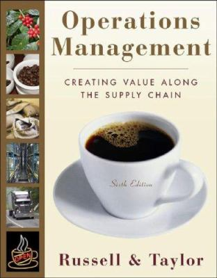 operations management russell and taylor solutions manual pdf