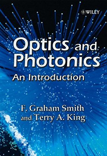Optics and Photonics: An Introduction 9780471489252