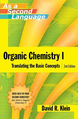 Organic Chemistry I as a Second Language 9780470129296