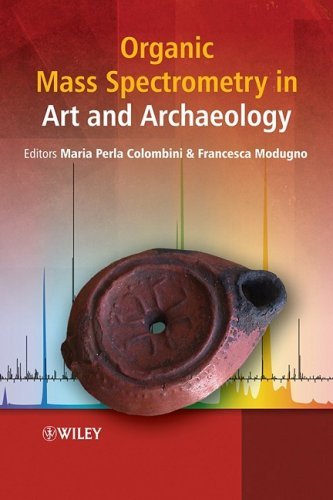 Organic Mass Spectrometry in Art and Archaeology 9780470517031