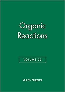 Organic Reactions 9780471376149