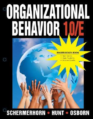 Organizational Behavior: Binder Ready Book 9780470279762