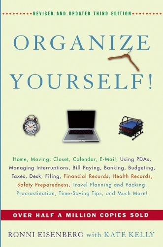 Organize Yourself! 9780471657507