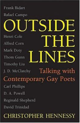 Outside the Lines: Talking with Contemporary Gay Poets 9780472098736