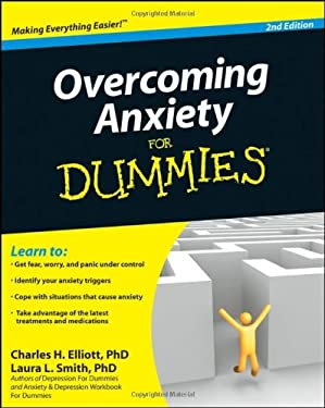 Overcoming Anxiety for Dummies 9780470574416