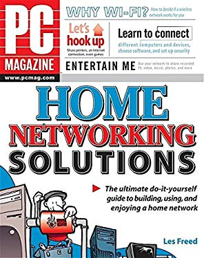 PC Magazine Home Networking Solutions 9780471747543