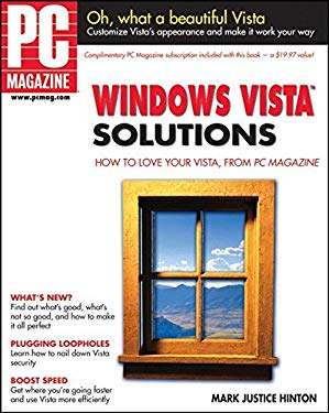 PC Magazine Windows Vista Solutions 9780470046869