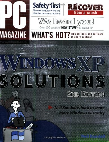 PC Magazine Windows XP Solutions 9780471747529