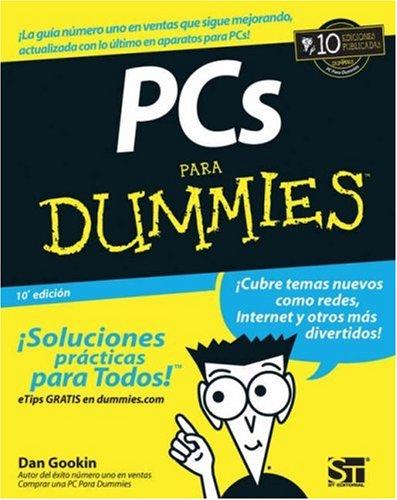 PCs Para Dummies 9780470036785