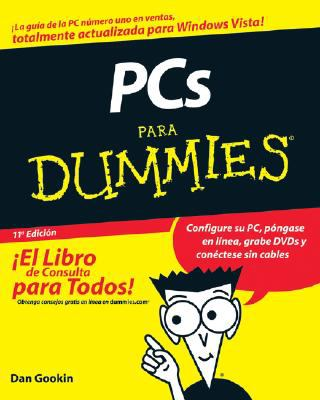 PCs Para Dummies 9780470373484