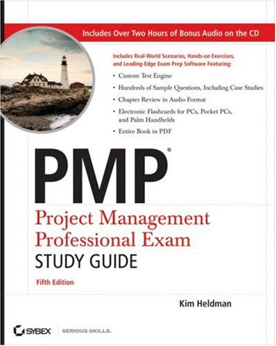 PMP: Project Management Professional Exam [With CDROM] 9780470455586