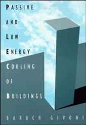 Passive Low Energy Cooling of Buildings 1551990