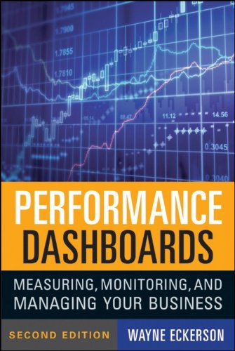 Performance Dashboards: Measuring, Monitoring, and Managing Your Business 9780470589830