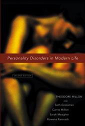 Personality Disorders in Modern Life 1549693