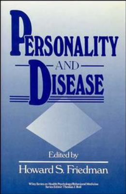 Personality and Disease 9780471618058
