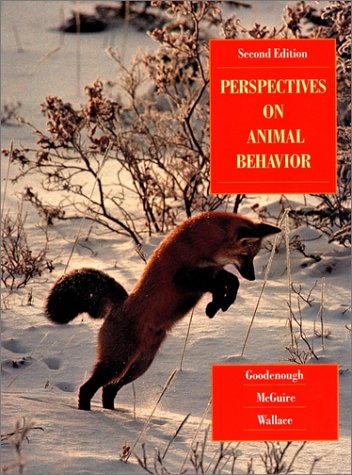 Perspectives on Animal Behavior 9780471295020