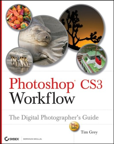 Photoshop CS3 Workflow: The Digital Photographer's Guide 9780470119419