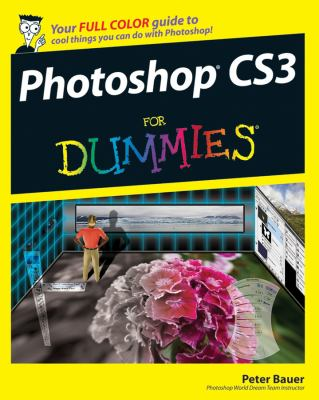 Photoshop Cs3 for Dummies 9780470111932