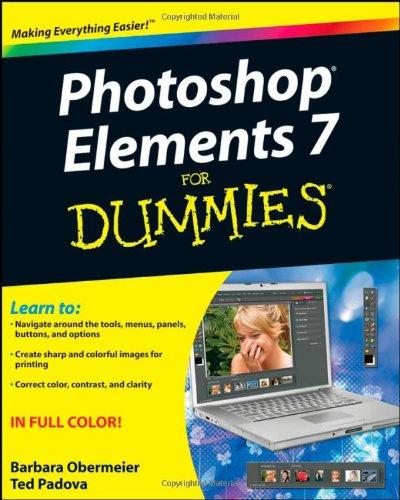 Photoshop Elements 7 for Dummies 9780470397008