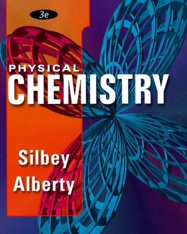 Physical Chemistry 9780471383116