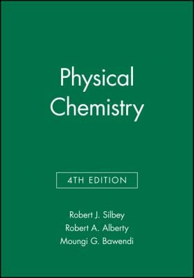 Physical Chemistry Solutions Manual 9780471658023