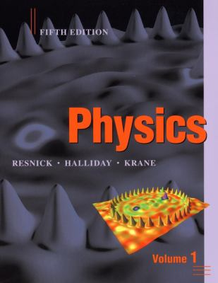 Physics, Volume 1 9780471320579