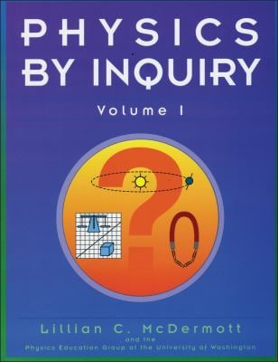 Physics by Inquiry 9780471144403