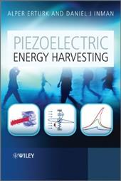 Piezoelectric Energy Harvesting 12721493