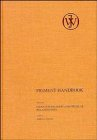 Pigment Handbook, Characterization and Physical Relationships, 1st Ed. 9780471671268
