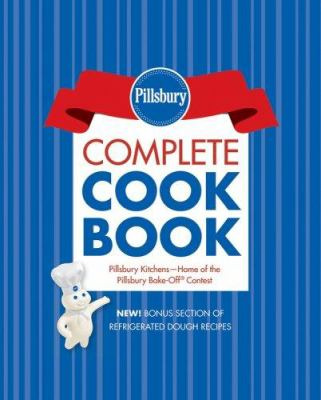 Pillsbury Complete Cookbook 9780470146200