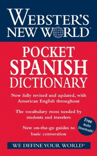 Pocket Spanish Dictionary 9780470178232