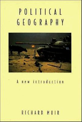 Political Geography: A New Introduction 9780470237441